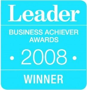 Leader business achiever