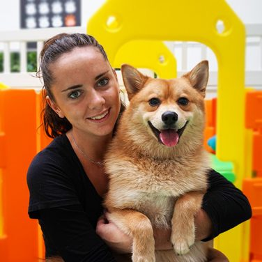 diggiddydoggydaycare Marie